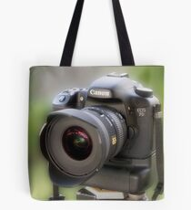 Canon EOS 7D Tote Bag