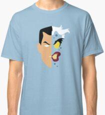 Harvey Dent Two Face Minimalistic Design Classic T-Shirt