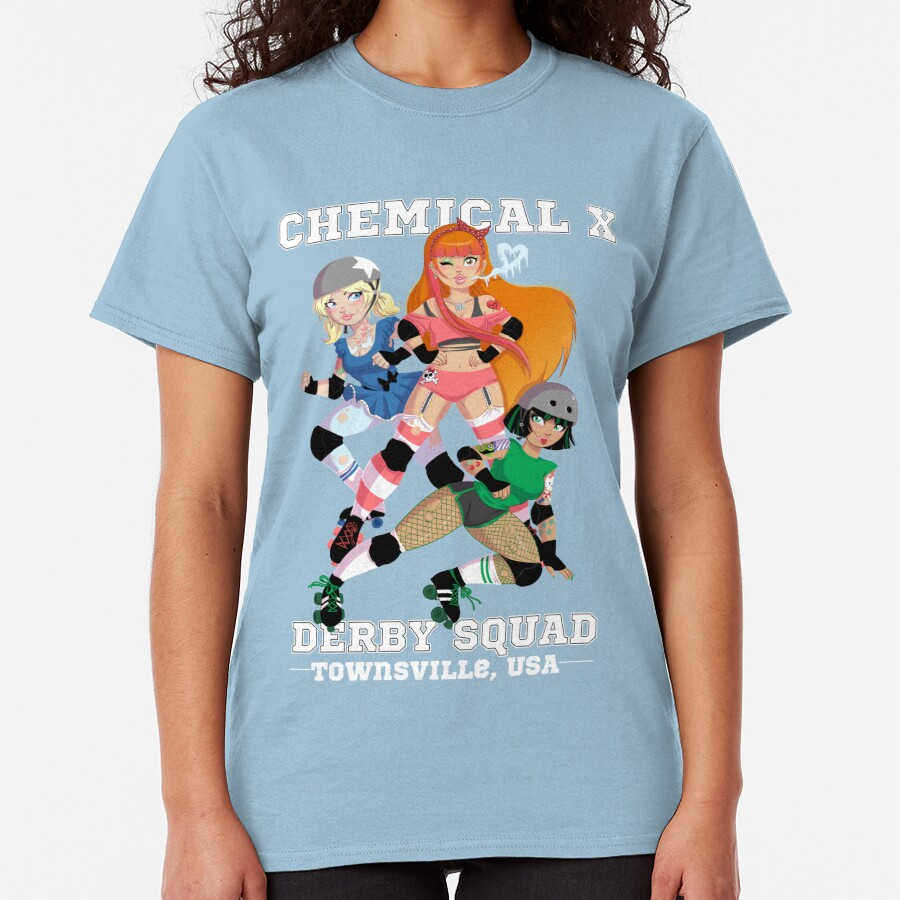 Chemical X Derby Squad Classic T-Shirt