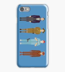 Wes Anderson Collection iPhone Case/Skin