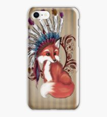 The Fox Chief iPhone Case/Skin