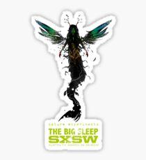 Nature Experiments - SXSW Big Sleep Challenge Entry Sticker