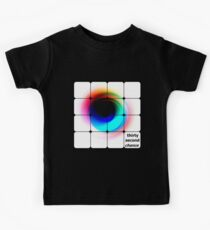 RAINBOW EYE (thirty second chance) Kids Clothes