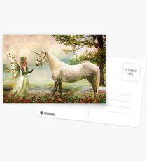 Go Gently Go Lightly Postcards