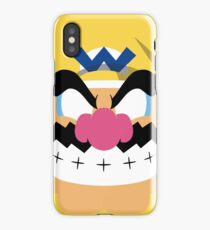 Wario Minimalistic Design iPhone Case/Skin