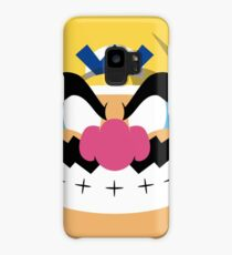Wario Minimalistic Design Case/Skin for Samsung Galaxy