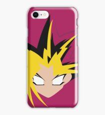 Yu-Gi-Oh! Minimalistic Design iPhone Case/Skin