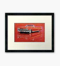 1959 Cadillac Eldorado Biarritz Framed Print