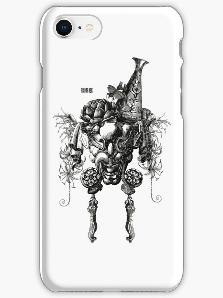 Queen Bahl (iphone case art) by Philomena Primrose