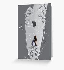 Peter Greeting Card