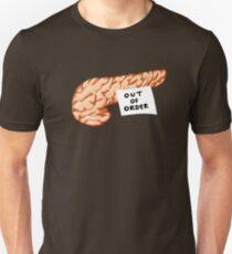 Out of Order Pancreas T-Shirt