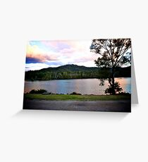 Eildon Greeting Card