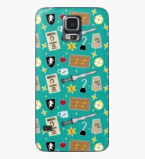 Once Upon A Time | Turquoise Case/Skin for Samsung Galaxy