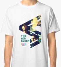 SXSW 2012 The Big Sleep Classic T-Shirt