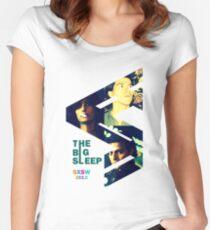 SXSW 2012 The Big Sleep Women's Fitted Scoop T-Shirt