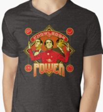 Knowledge is Power Men's V-Neck T-Shirt