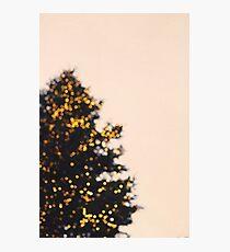 Merry & Bright Photographic Print