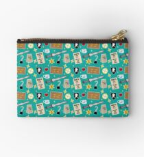 Once Upon A Time | Turquoise Studio Pouch
