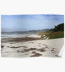 Carmel By The Sea. Poster