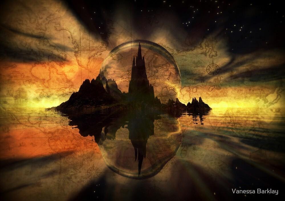 A World Away by Vanessa Barklay