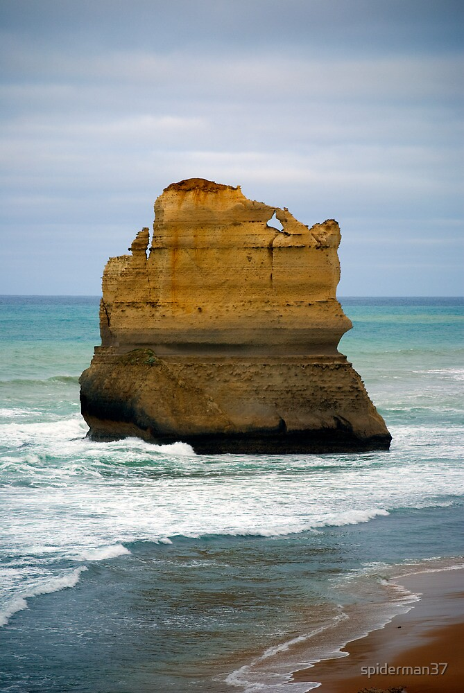 Apostles - Great Ocean Road - Australia by Anthony Wilson