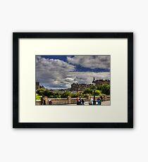 North Bridge, Edinburgh Framed Print