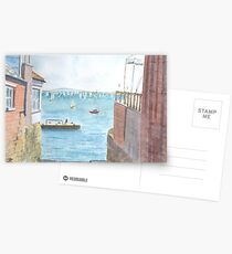 Between Houses, Cowes Postcards