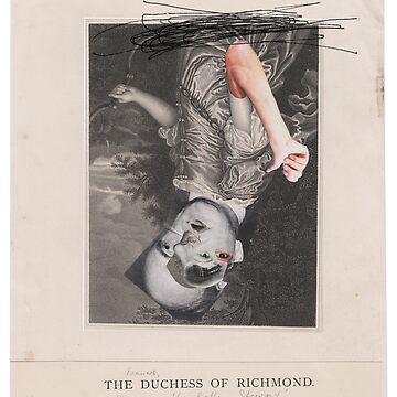 The Duchess Of Richmond by pcoombs