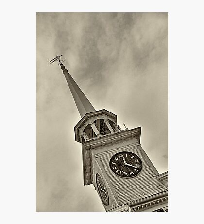 Skyward Photographic Print