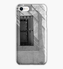 Window in Shadows iPhone Case/Skin
