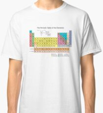 Periodic Table of the Elements  Classic T-Shirt