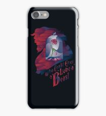 Who could ever love a Beast iPhone Case/Skin