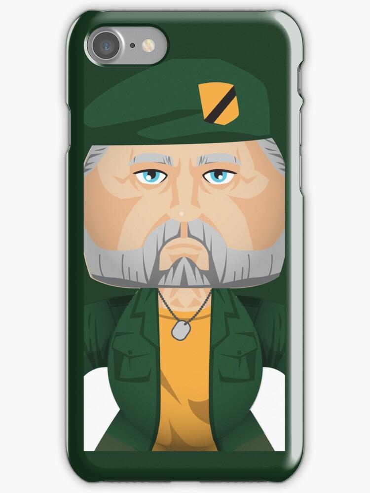 Bill the Veteran. by reysdf