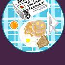 A TQF Breakfast by ChimneySwift11