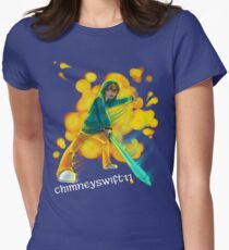 The ChimneySwift11™ Women's Fitted T-Shirt