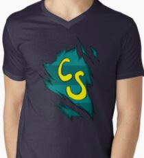 Swifters Unleashed Mens V-Neck T-Shirt