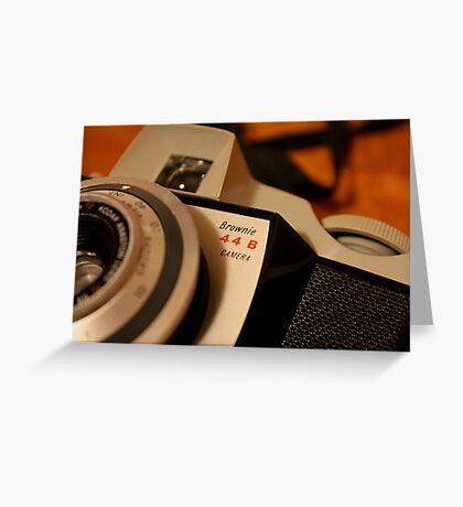 Retro Kodak Greeting Card