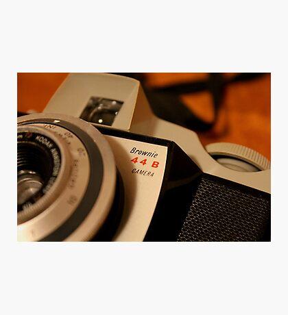 Retro Kodak Photographic Print