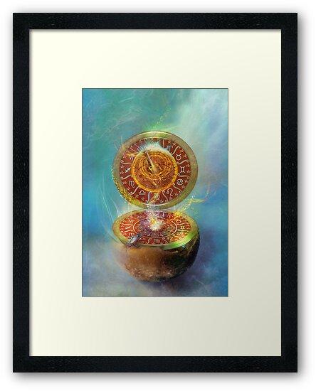 The Compass by jena dellagrottaglia