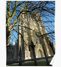 The Minster Poster