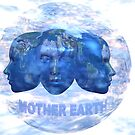 Mother Earth Takes Over... by Ann Morgan