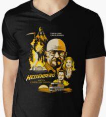 Heisenberg and the Cartel of Death Men's V-Neck T-Shirt