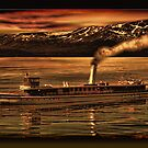 The SS Tahoe by Richard  Gerhard