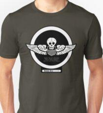 Burma Bridge Busters - 490th BS - 341st BG - 10th & 14th AF Emblem  Slim Fit T-Shirt