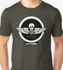 Burma Bridge Busters - 490th BS - 341st BG - 10th & 14th AF Emblem  T-Shirt