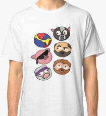 CraftedMovie crew Classic T-Shirt