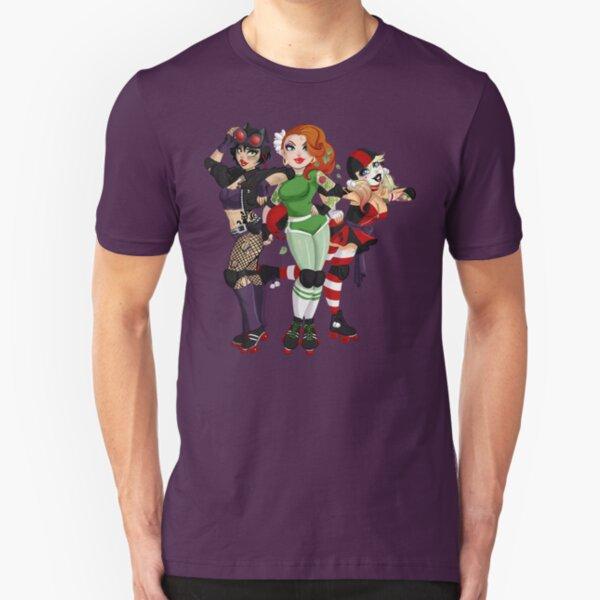 Derby Villains Slim Fit T-Shirt