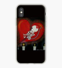 Heartbreaking Miscarriage iPhone Case