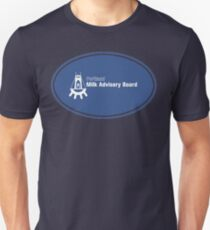 Portland Milk Advisory Board  Unisex T-Shirt