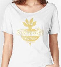 Schrute Farms (Special Mose edition!) Women's Relaxed Fit T-Shirt